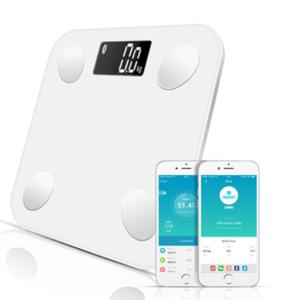 Chytrá osobní váha s Bluetooth