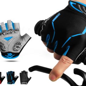 Cyklistické nárazuvzdorné rukavice