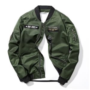 Pánská luxusní podzimní pilotka Drake - kolekce 2020