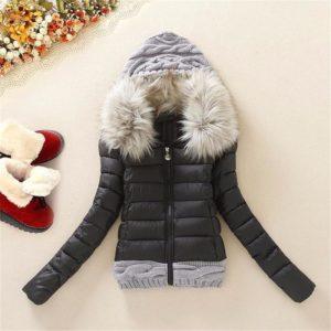 Dámská zimní bunda Miah