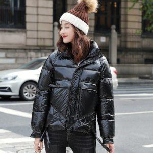 Dámská zimní bunda Sinclair