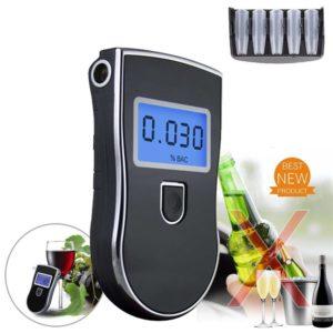 Digitální alkohol tester ideální pro řidiče