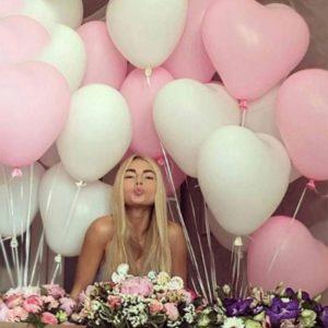 Latexové balónky na oslavy