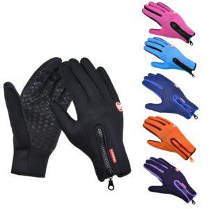 Pánské zimní nepromokavé rukavice Jack
