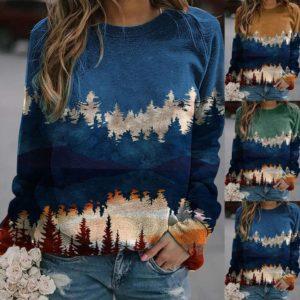 Dámský moderní svetr Drew