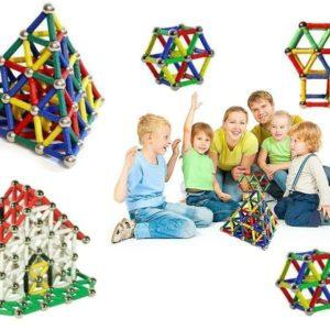 Magnetická vzdělávací stavebnice
