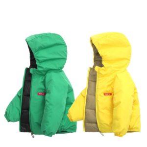 Zimní bunda do deštivých dnů