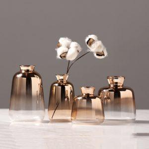 Luxusní váza Gold