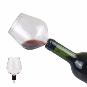 Bezedná sklenice pro milovníky vína
