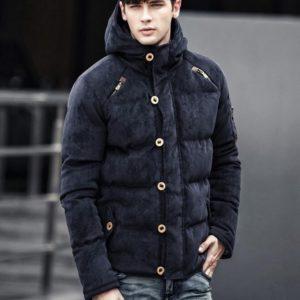 Pánská stylová zimní bunda Avani
