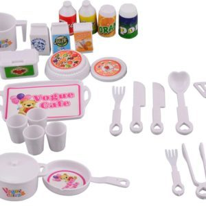 Kuchyňské potřeby pro Barbie