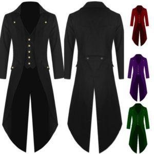 Pánský dlouhý kabát - Frak