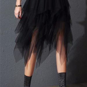 Dámská párty tylová sukně