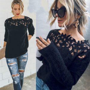 Dámský luxusní svetr Meghan