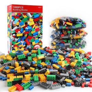 Dětská stavebnice - kreativní kostičky