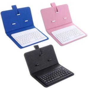 Bluetooth klávesnice s obalem pro smartphone