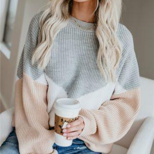 Dámský moderní svetr Cassie