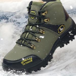Pánské nepromokavé zimní boty