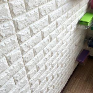 3D samolepící tapeta na zeď