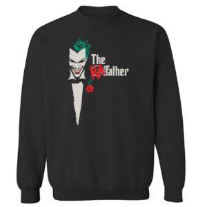 Unisex mikina Joker