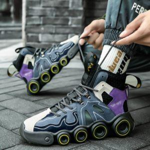 Pánská sportovní obuv na běhání