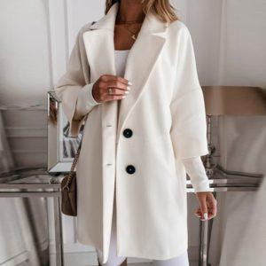 Dámský luxusní zimní kabát Jess