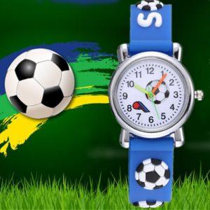 Chlapecké fotbalové hodinky Hudson