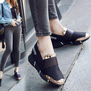 Dámské originální slip-on obuv