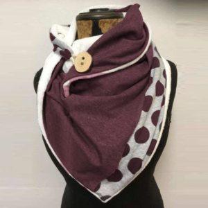 Dámský zimní šátek Gisela