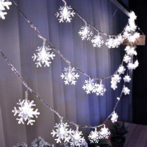 Vánoční LED světýlka Snowflake