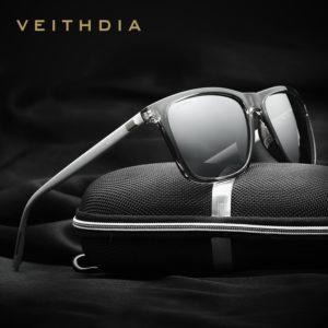 Unisex stylové polarizační brýle Veithdia