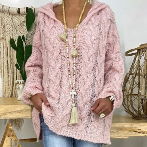 Dámský luxusní pletený kardigan Brook
