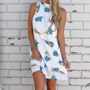 Dámské ležérní letní šaty Hellen