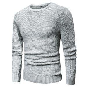 Pánský moderní bavlněný svetr Jack