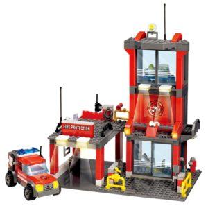 Dětská stavebnice - Hasičská stanice