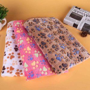 Vyhřívací deka pro psy a kočky