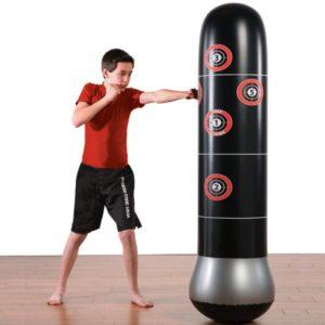 Volně stojící nafukovací boxovací pytel
