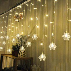 Vánoční dekorace - venkovní světýlka