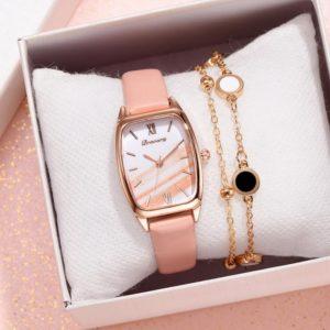 Dámské hodinky s náramkem