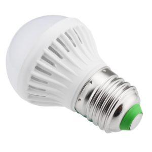LED úsporná žárovka na tlesknutí