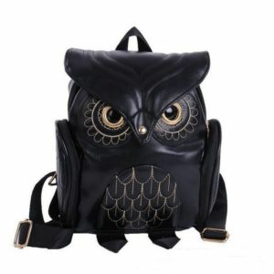 Dámský stylový batoh ve tvaru sovy Khloe
