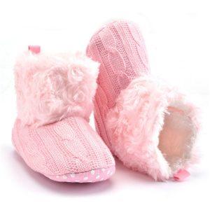 Dětské zateplené botičky v různých barvách
