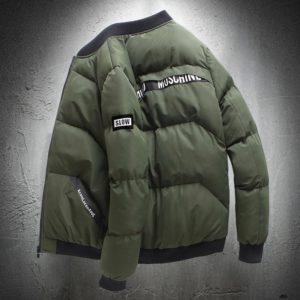 Pánská moderní zimní bunda Mark