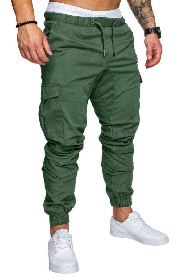 Luxusní pánské kalhoty