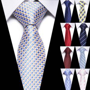 Pánská luxusní business kravata Brock