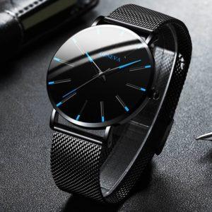 Pánské ocelové módní hodinky Paxton - kolekce 2020