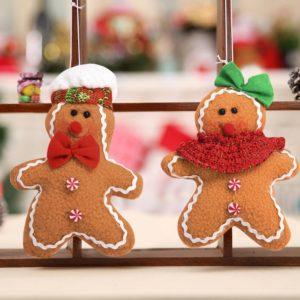 Dekorace Vánočních perníčků