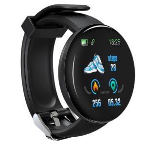Unisex elegantní chytré hodinky