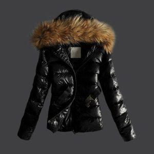 Dámská zimní bunda s kožíškem Lola