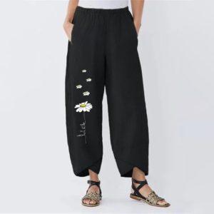 Dámské stylové harem kalhoty Petty